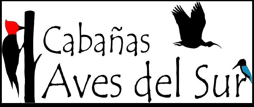 Logo Cabañas Aves del Sur 2020